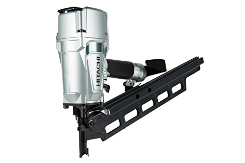 Hitachi NR83A5(S) 3-1/4″ Plastic Collated Framing Nailer (Without Depth Adjustment)
