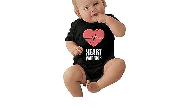 SDHEIJKY Baby Toddler Climbing Bodysuit I Survived Open Heart Surgery Infant Climbing Short-Sleeve Onesie Jumpsuit