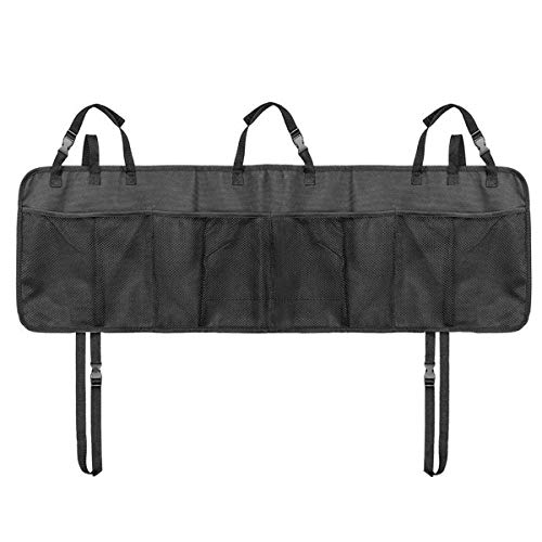 Autoark BackSeat/Trunk Organizer - Perfect Car Organizer,Trunk Organizer,Backseat Organizer,Multipurpose Cargo Accessories Organizer,Back Seat Storage Organizer,AK-031