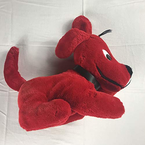 Dakin Clifford The Big Red Dog Plush Puppet Vintage 1991 Full Body 12