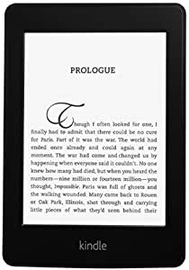 """Kindle Paperwhite 3G, 6"""" High Resolution Display with Built-in Light, Free 3G + Wi-Fi [Previous Generation]"""
