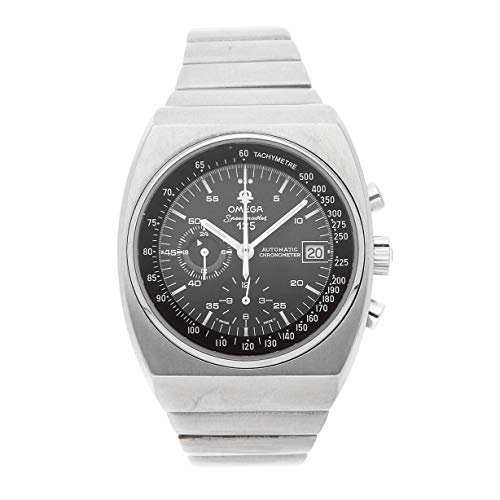 Omega Speedmaster Mechanical (Automatic) Black Dial Mens Watch 178.0002 (Certified ()