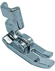 """DREAMSTITCH 45321 10mm (0.4"""" Wide) Low Shank Straight Stitch Presser Foot for Brother, Kenmore, Singer Sewing Machine"""