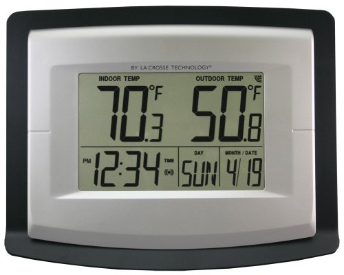 La Crosse Technology WS-8500U-IT Wireless Temperature Sta...