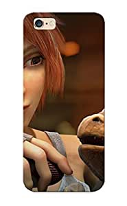 First-class Case Cover Series For Iphone 6 Plus Dual Protection Cover Girl Feeding A Dragon UtbKDwC255tKGPj