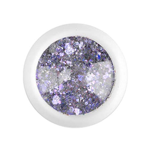Chunky Glitter Sequins Nail Art Face Body Make Up Decoration Gift For Girl Lady Han Shi (F)