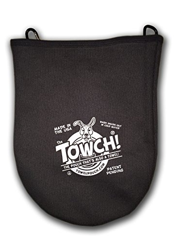 Towch Disc Golf Towel Pouch