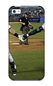 Hot 5247198K246684970 oakland athletics MLB Sports & Colleges best iPhone 5c cases