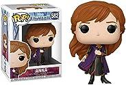 Pop Disney Frozen 2 Anna, Funko, Multicor