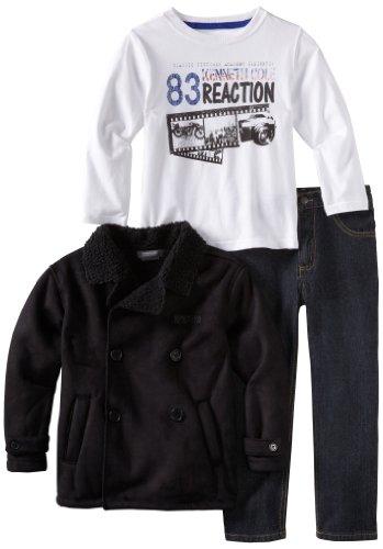 Kenneth Cole Little Boys' KC  45743090 3 Piece Set
