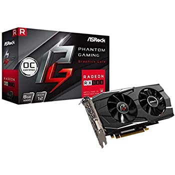 Amazon.com: ASRock 2019 Phantom Gaming D Radeon RX 580 ...