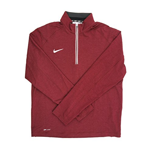 Nike Bordeaux Jacket 4 nbsp;zip 1 Dri Medium Pullover fit rPqra