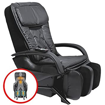 black leather massage chair. black leather massage chair i