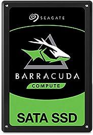 Seagate BarraCuda Disco duro SSD SATA 6Gb/s, SSD solo, 250 GB