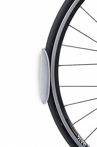 Delta Cycle Leonardo Da Vinci Single Bike Storage Rack/Hook with tire tray (colors may vary)