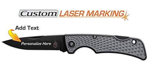 Custom Laser Engraved Knife - Gerber US1 (31-003040) ()