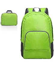 Lightweight Foldable Backpack 20L Travel Backpack Waterproof Day Bag Packable Hiking Daypack for Adults and Kids Outdoor Sports Camping Cycling Walking Climbing Bag