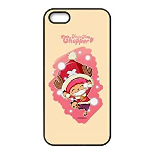 Super Cute Kawaii Chopper Cosplay Christmas Reindeer--One Piece Japanese Hot Anime Durable PC Case Cover For iPhone 5/5s By Beautiful Heaven