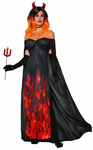 (Elegant Devil Costume for)