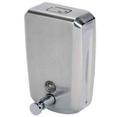 C21 Hygiene C21SD02 Stainless Steel Vertical Soap Dispenser, 1.2 L C21 Hygiene Ltd
