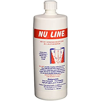Amazon Com Simpleair Clean Flow Hvac Drain Line Treatment
