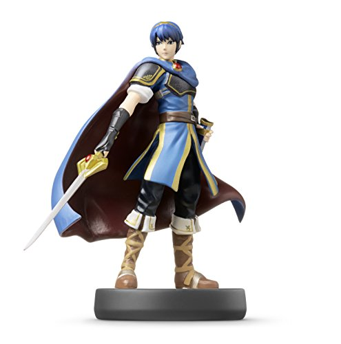 Marth amiibo (Super Smash Bros Series)