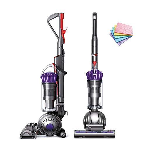 Dyson Slim-Ball Multi Floor Animal Vacuum Cleaner: High Performance, HEPA Filter, Upright, Bagless, Height Adjustment, Telescopic Handle, Self Propelled, Rotating Brushes, Purple + iCarp Sponge Cloth