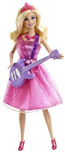 Barbie The Princess and The Popstar Fashion Tori Doll