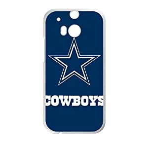 HTC One M8 Phone Cases NFL Dallas Cowboys Cell Phone Case TYC771025