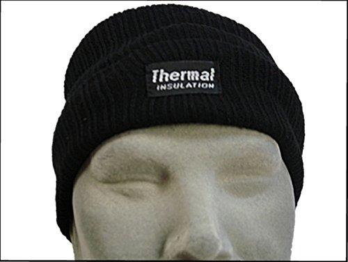 aislamiento de Rally negro de gorro polar de tejidos térmico Sombrero forro esquí aislada WvRaqUxw