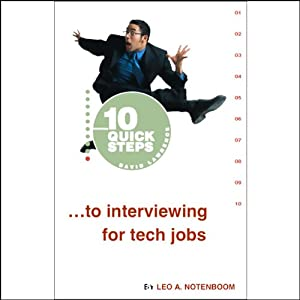 10 Quick Steps to Interviewing for Tech Jobs Hörbuch