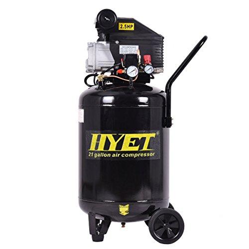 125 psi portable air compressor - 8