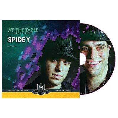 Magic Trick | At the Table Live Lecture Spidey- DVD (Penn And Teller Fool Us Best Trick)