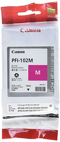 Canon PFI-102M Ink Cartridge