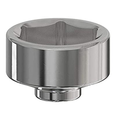 ATLIN 36mm Oil Filter Socket - Fits Some Ford F250, BMW, Mini, Volvo, Audi, VW, Porsche Vehicles: Automotive
