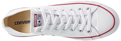 adulto All Bianco Star Chuck Unisex Sneakers Converse Taylor nPYxw8