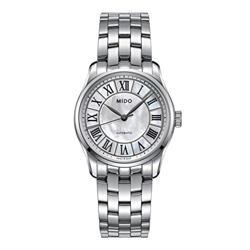 Mido Belluna II Mother of Pearl Dial Ladies Watch M024.207.11.110.00