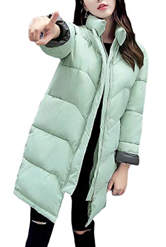 Puffer Packable Loose Down Long Women's Lightweight Coat 1 EKU Uq1CwRc