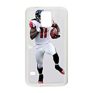 High Quality Phone Back Case Pattern Design 4Julio Jones,Atlanta Falcons Seires- For Samsung Galaxy S5
