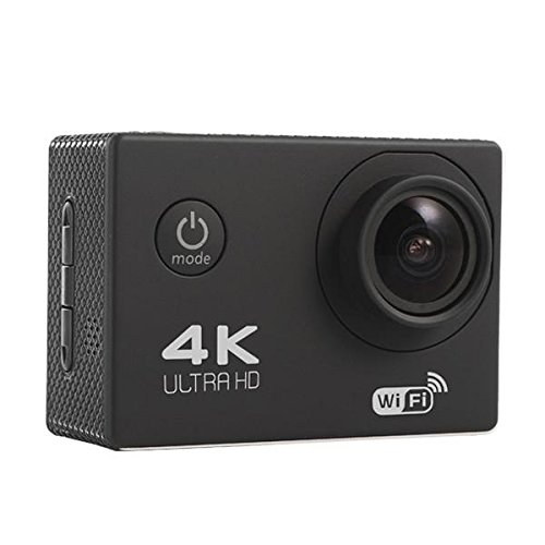 4K Sports Camera Wifi - Wifi Sports Camera - F60 Sport Action Camera 4K WiFi Allwinner V3 Chipset OV4689 16.0MP Image Sensor - Black (Hd Wifi Sports Camera)