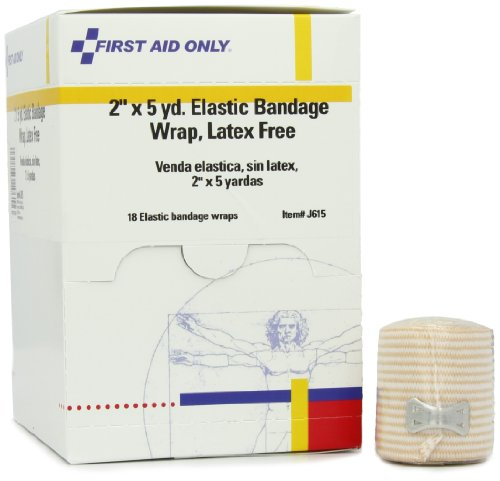 First Aid Only Latex free Fasteners