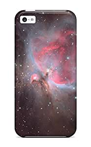 5c Scratch-proof Protection Case Cover For Iphone/ Hot Nebula Phone Case