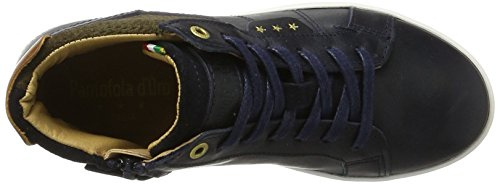 Dress Blues 29y Pantofola Baskets Garçon Bleu Hautes Canaverse Mid d'Oro Ragazzi x8nwp6aSq