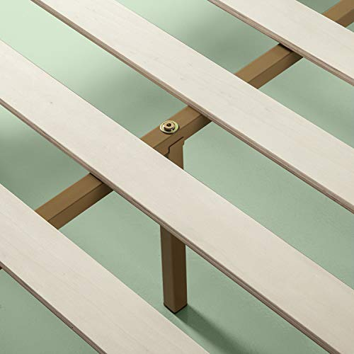 Zinus Moiz Wood Platform Bed