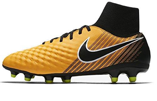 Fg Nero Calcio Uomo Scarpe Df E Arancione Ii Nike Onda Da Magista Iwq7SzTxZ