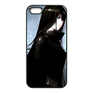Blue Exorcist iPhone 5 5s Cell Phone Case Black K8599832