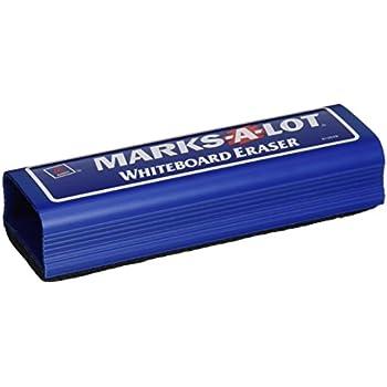 Amazon.com : Marks-A-Lot Whiteboard Eraser, 1 Eraser
