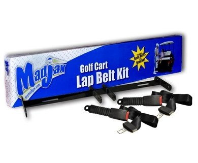 Golf Cart Lap Belt Combo Kit