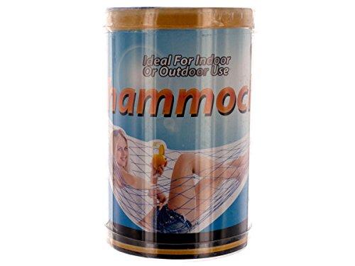 Regalo Perfecto Collection Nylon Camping Hammock
