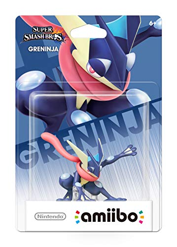 Greninja amiibo (Super Smash Bros Series)
